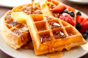 Origen de los Gofres o Waffles